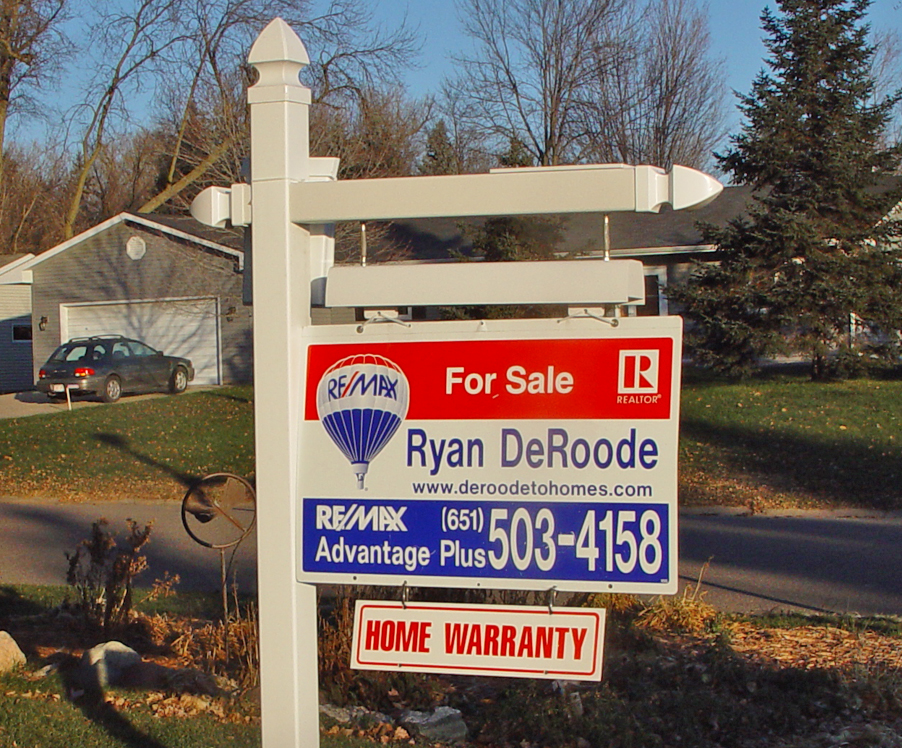 Real Estate/Yard/Campaign/Site Signs